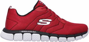Skechers Mens Skech Flex 2.0 Milwee Sneakers