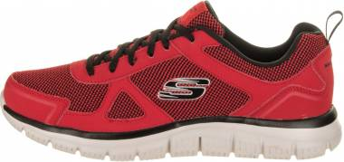 Skechers Track - Bucolo - Red (RDBK)