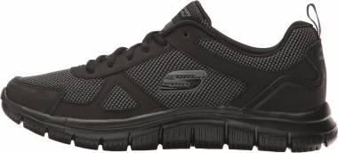 Skechers Track - Bucolo - Black (BBK)