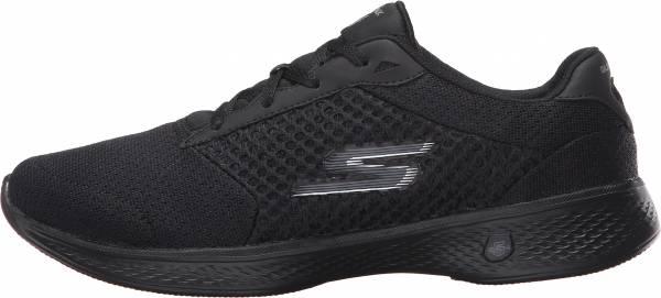 Skechers GOwalk 4 - Exceed Black (Bbk)