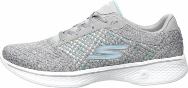 Skechers GOwalk 4 - Exceed - Gris Gry (GRY)