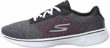 Skechers GOwalk 4 - Exceed - Black Bkhp