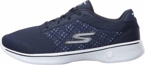 Skechers GOwalk 4 - Exceed - Navy/White (NVW)
