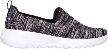 Skechers GOwalk Joy - Terrific - Black/Grey (BLAC)