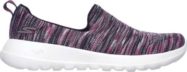 Skechers GOwalk Joy - Terrific - Black/Pink