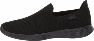 Details about Skechers Ladies You Zen Define Trainers Fabric Knit Womens Slip On Shoes Sneaker