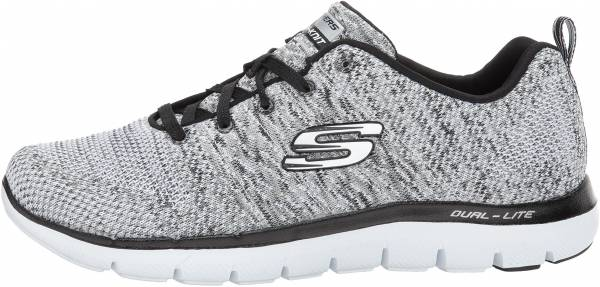 Skechers Flex Appeal 2.0 - High Energy - Grey (121)