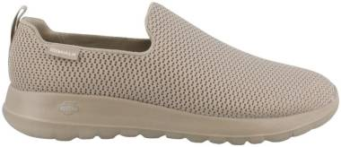 Skechers GOwalk Max Taupe Men