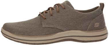 Skechers Elson - Moten - Brown (BRN)