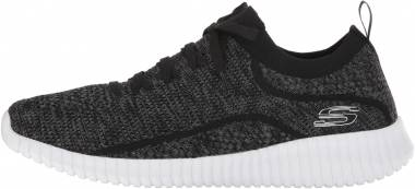 Skechers Elite Flex - Ibache - Black (BLK)