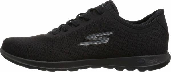 Skechers GOwalk Lite - Impulse - Black/Black (153)