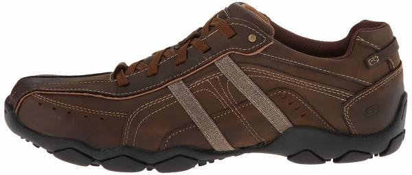 Skechers Diameter - Murilo - Brown Leather