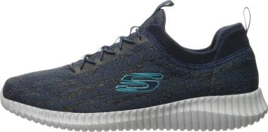 Skechers Elite Flex - Hartnell - Blue (NVY)