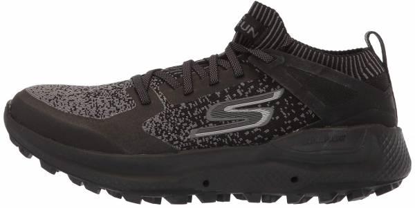 Skechers GOrun MaxTrail 5 Ultra - Black Gray
