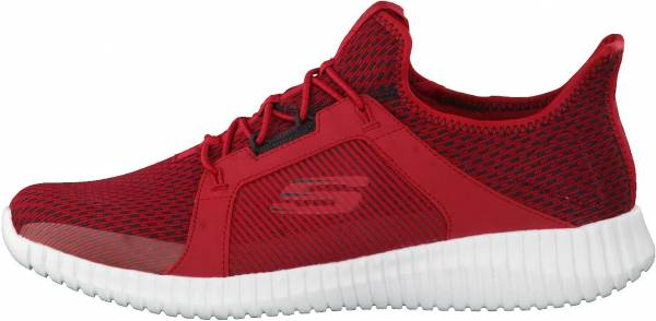 Skechers Elite Flex - Red Black (52640RDBK)