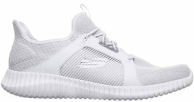 Skechers Elite Flex - White (WHT)