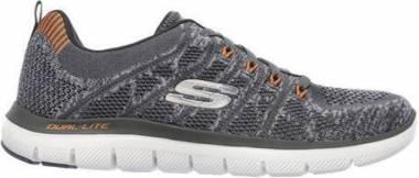 Skechers Flex Advantage 2.0 - Talamo Charcoal Men