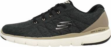 Skechers Flex Advantage 3.0 - Stally - Black (BLK)