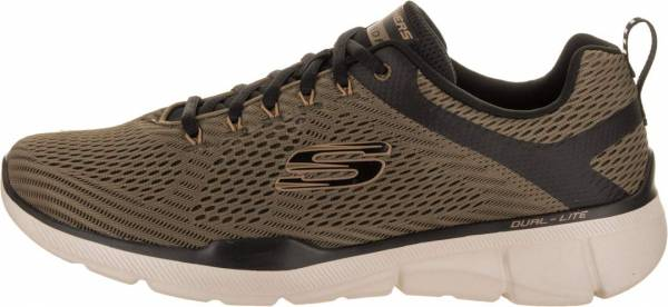 Skechers Relaxed Fit: Equalizer 3.0 - Brown (OLBK)