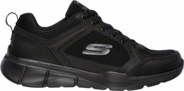 Skechers Relaxed Fit: Equalizer 3.0 - Deciment - Noir Noir