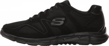 Skechers Satisfaction - Flash Point Black Men