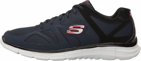 Skechers Satisfaction - Flash Point Navy/Black