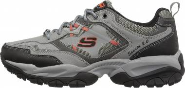 Skechers Sparta 2.0 TR Gray/Orange Men
