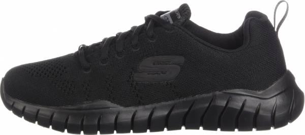 Skechers Overhaul - Debbir Black/Black