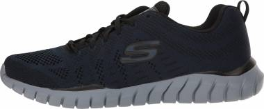 Skechers Overhaul - Debbir Black Men
