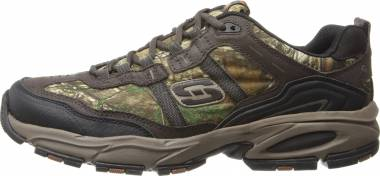 Skechers Vigor 2.0 - The Beard - BROWN/BLACK (CAMO)