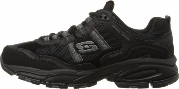 Skechers Vigor 2.0 - Trait - Black (007)