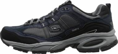 Skechers Vigor 2.0 - Trait - Navy/Grey (420)