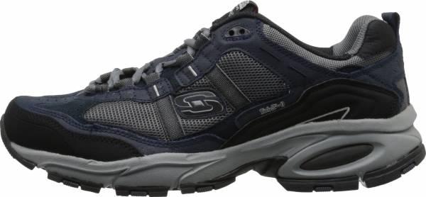 Skechers Vigor 2.0 - Trait - Navy Grey