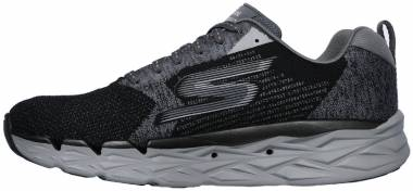 Skechers GOrun MaxRoad 3 Ultra - Black/Grey