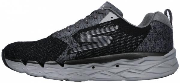 Skechers GOrun MaxRoad 3 Ultra Black/Grey