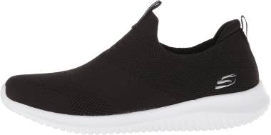 Skechers Ultra Flex - First Take - Black/White