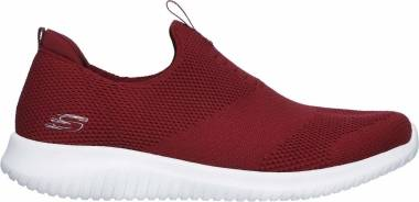 Skechers Ultra Flex - First Take - Red (RED)