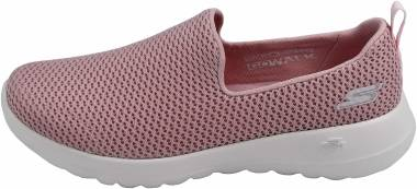 Skechers GOwalk Joy - Light Pink/White (15600LTPK)