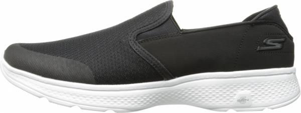 Skechers GOwalk 4 - Contain - Black White (BKW)