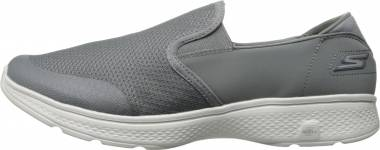 Skechers GOwalk 4 - Contain - Charcoal (CHAR)