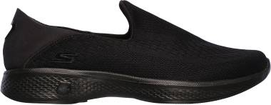 Skechers GOwalk 4 - Convertible - Black (489)