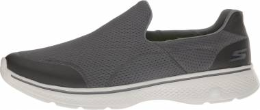 Skechers GOwalk 4 - Incredible - Charcoal (917)