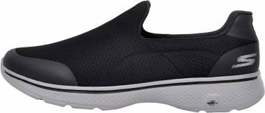 Skechers GOwalk 4 - Incredible - Black/Grey