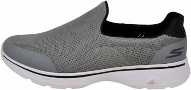 Skechers GOwalk 4 - Incredible - Light Gray (LTGY)