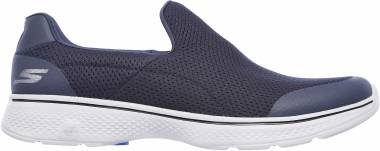 Skechers GOwalk 4 - Incredible - Blue Nvgy (NVGY)