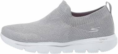 Skechers GOwalk Evolution Ultra - Silver (040)
