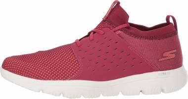 Skechers GOwalk Evolution Ultra - Turbo - Pink (650)