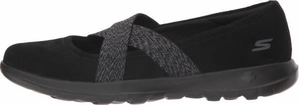 Skechers GOwalk Lite - Cherished - Black (BBK)