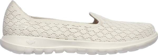 Skechers GOwalk Lite - Daisy - Beige Natural Nat (NAT)
