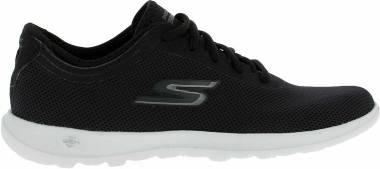 Skechers GOwalk Lite - Intuitive - Black White (BKW)